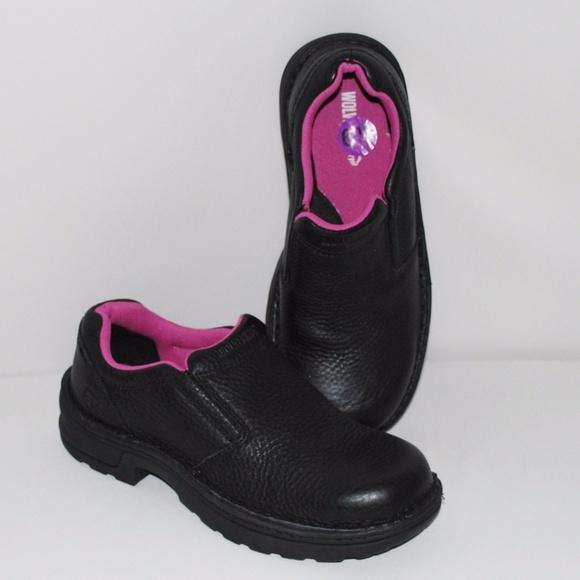waterproof and slip resistant work shoes